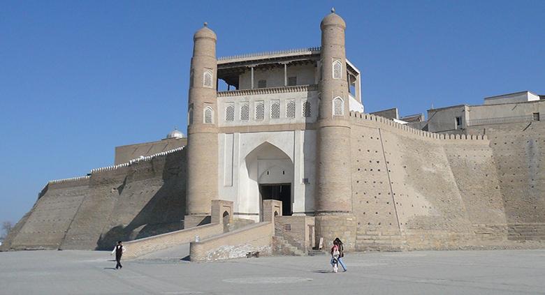 Ark_Bukhara