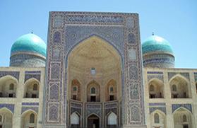 Uzbekistan Miri arab